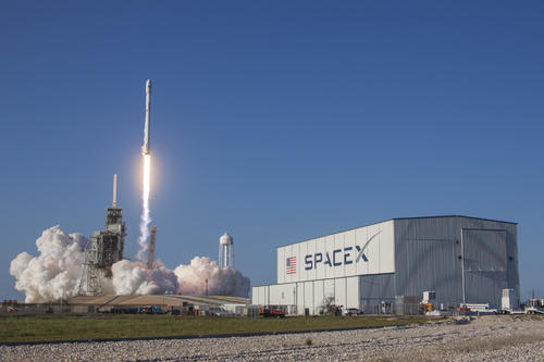 SpaceX to build Mars spaceships in Texas instead of LA