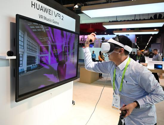 CEO: Huawei can weather choppy waters