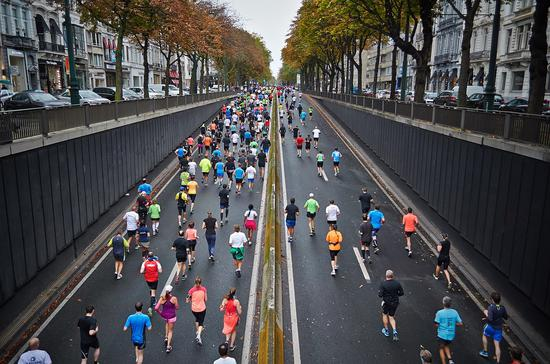 Marathon craze slows to steadier pace