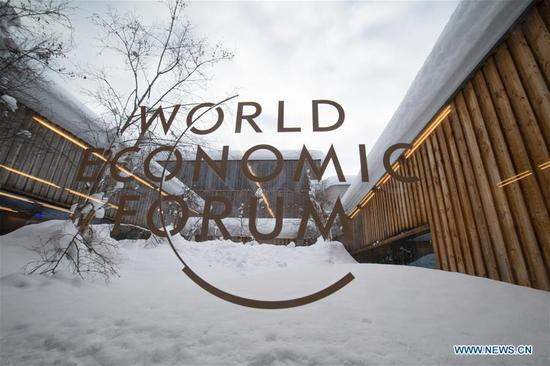, Focus on infrastructural improvements at Davos