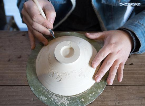 China's Shaoxing gives full support to revive local celadon culture