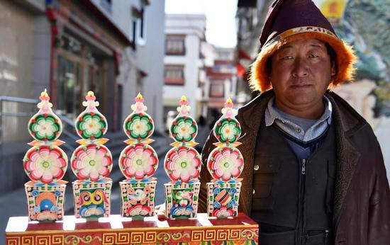 Tibet gets ready to welcome new year in traditional way