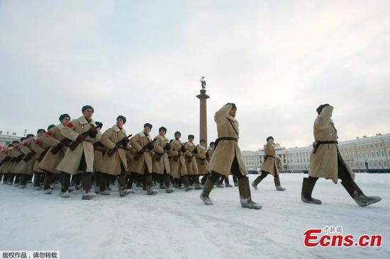 Russia to mark 75th anniversary of Lifting of Leningrad Siege