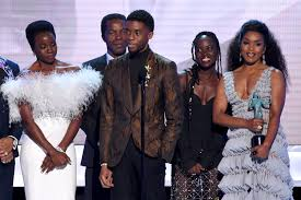 'Black Panther' wins top film award at 25th Annual Screen Actors Guild Awards
