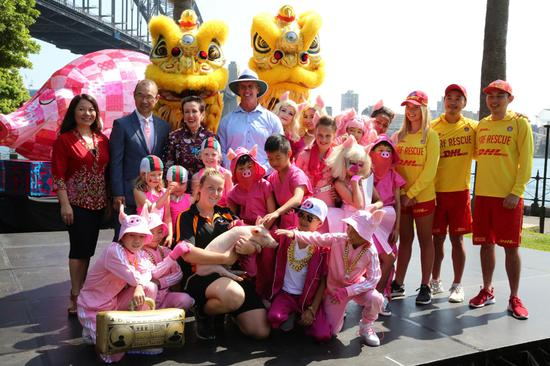 Sydney gears up to celebrate Lunar Festival