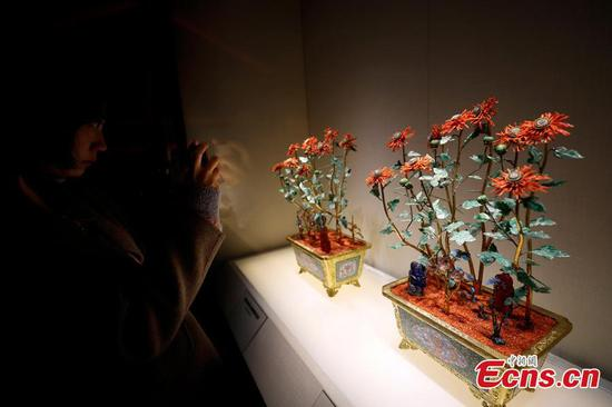 Palace Museum to offer new exhibition in Treasure Gallery