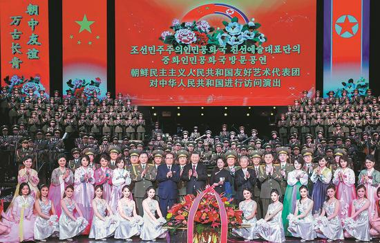 Cultural exchanges with DPRK stressed