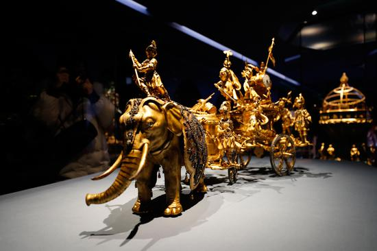 Palace Museum hosts new clock show