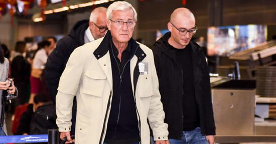 Lippi leaves China as coach contract ends