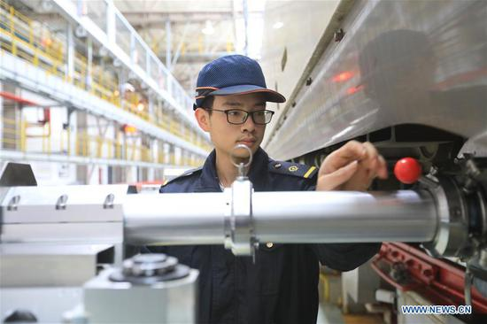 Bullet train mechanic loves making and collecting model trains