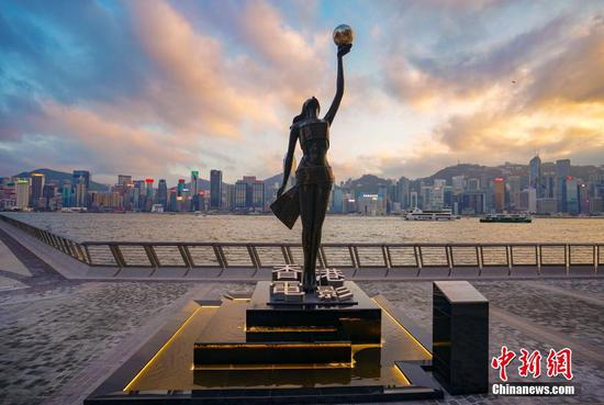 Hong Kong to reopen Avenue of Stars after three years