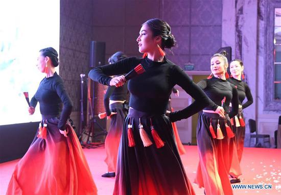 中国驻伊斯坦布尔总领馆举行庆祝晚宴