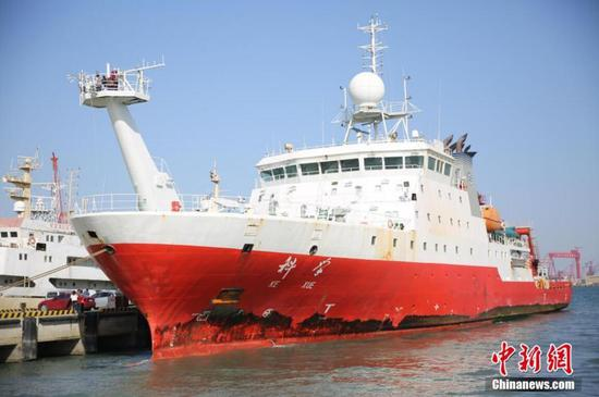 China achieves real-time transmission of deep-sea data