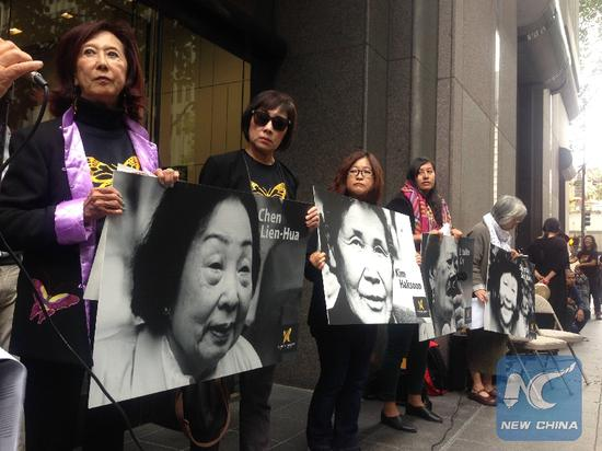 Truth to be told to all as WWII comfort women education begins in California