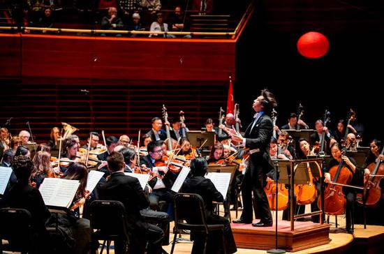 Renowned U.S. orchestra expects closer collaboration with China