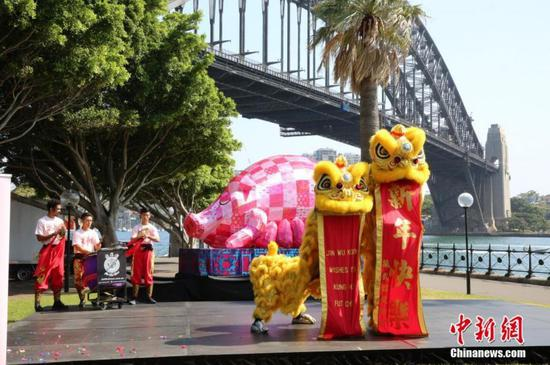 Sydney kickstarts Lunar New Year events with photo show depicting contemporary China