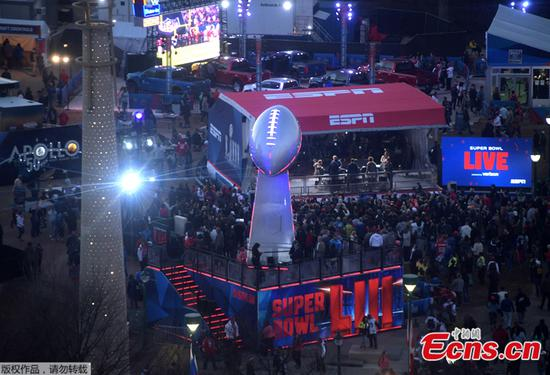 NFL hints at game in 'priority market' China