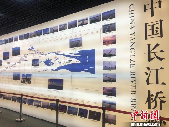 Nanjing Yangtze river bridge museum opens to public