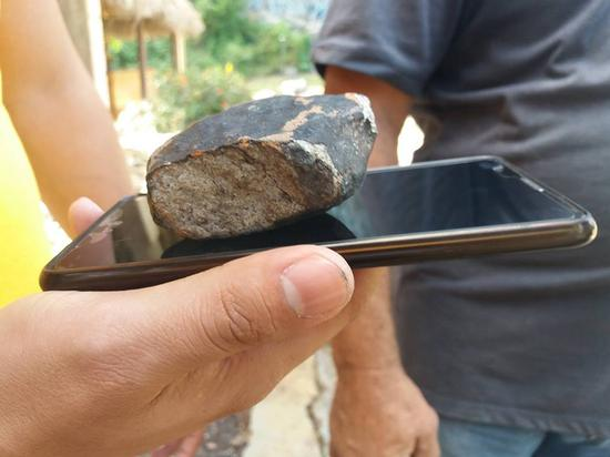 Meteorites fall on western Cuba after explosion in the sky