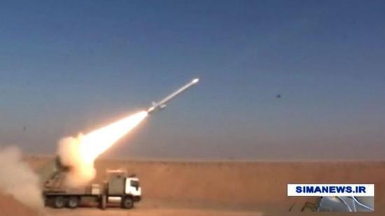 Iran unveils indigenous long-range cruise missile