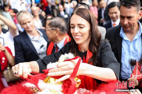 World leaders extend Chinese New Year greetings