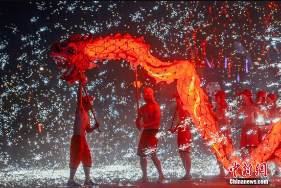 Chinese New Year celebrated across Europe