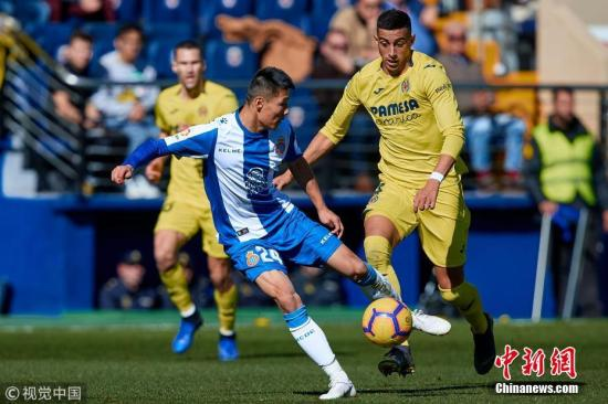 Real Madrid win Madrid derby while Wu Lei plays his part in Espanyol fightback