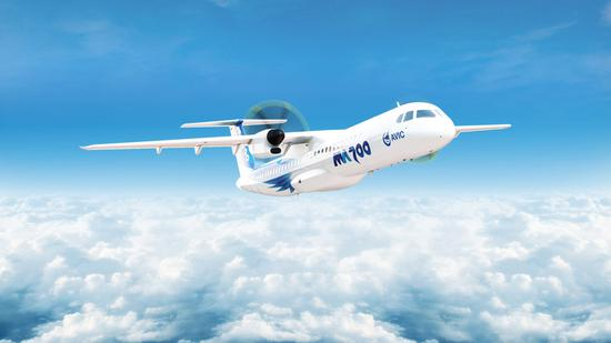 China's MA700 regional plane expected to conduct maiden flight in 2019