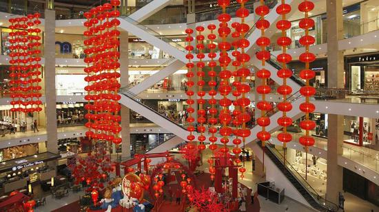 2019 Spring Festival holiday sees stable consumption growth