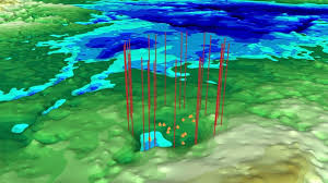 NASA finds possible second large impact crater under Greenland ice