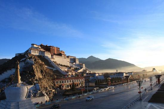 Tibet winter tourism continues to boom