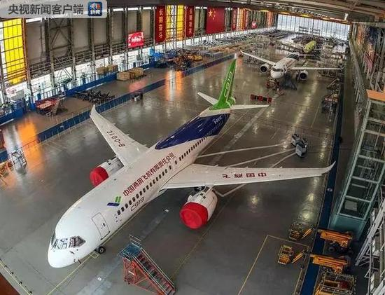 Three more C919 jets to make test flights this year