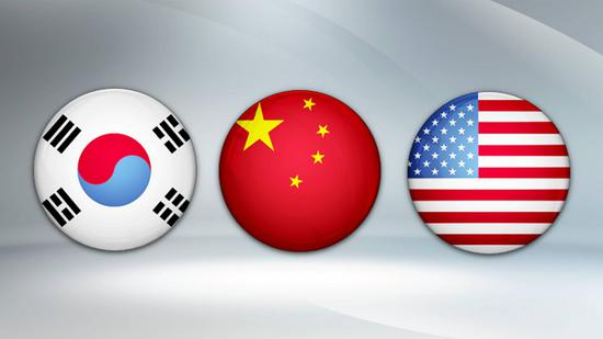 Trilateral cooperation of ROK, China, U.S. important: ROK vice FM