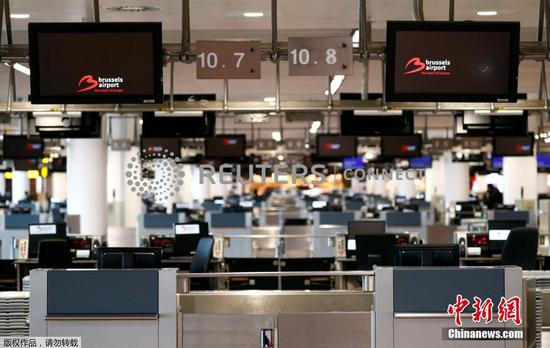 Flights cancelled during national strikes in Belgium