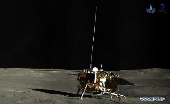 Chang'e-4 probe switches back to dormant mode