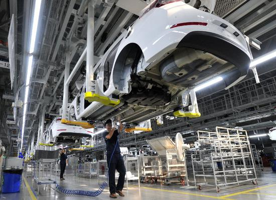China's producer prices up 0.1 pct in January