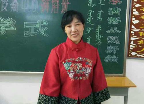 'Star' teacher keeps Manchu culture alive