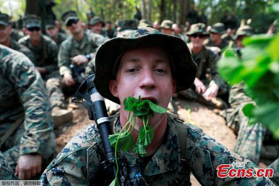 Cobra Gold military exercise launched in Thailand