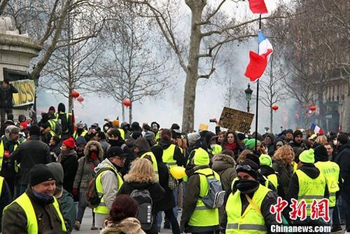 'Yellow Vests' stage more protests in French cities amid signs of fatigue