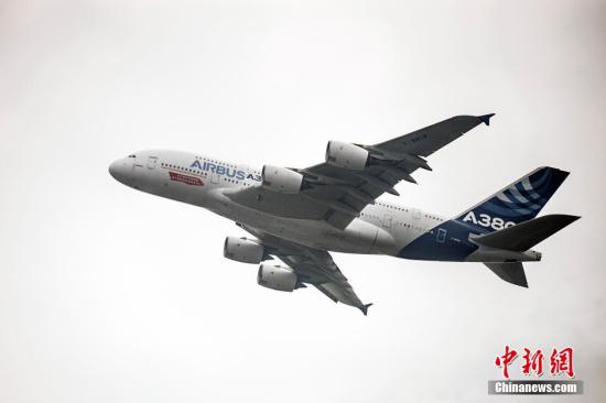 China not reason for Airbus pulling plug on its A380