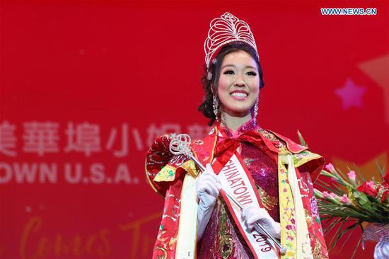 2019 Miss Chinatown U.S.A. Pageant final held in San Francisco