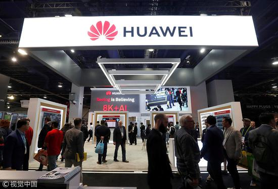 Media: UK says risks with Huawei 5G equipment manageable