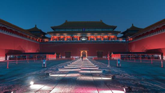 Palace Museum to hold public nighttime events for Lantern Festival