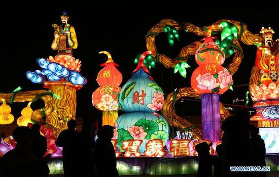 Lantern Festival: it's all about the lamps