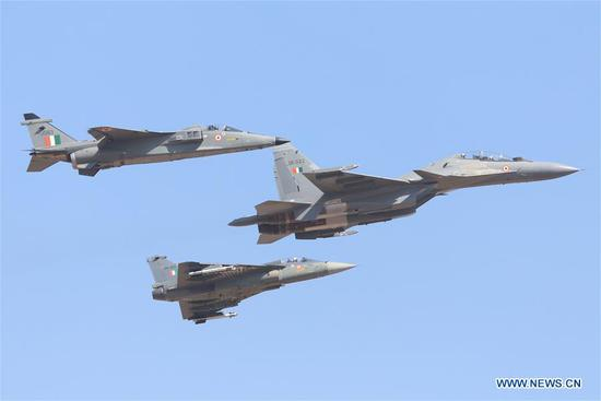 Aero India Show 2019 to be started on Feb. 20