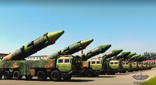 PLA Rocket Force releases first promotional video