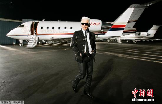 Karl Lagerfeld: More than just Chanel