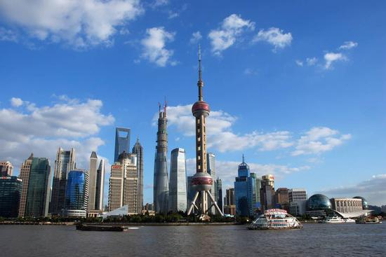 Shanghai tops nation in per capita disposable income in 2018