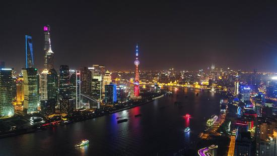 China aims to build world-class metropolitan areas by 2035