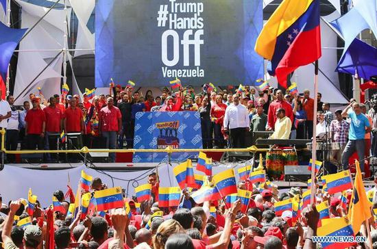 Venezuela cuts ties with Colombia
